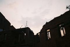 (Nikolay Kulivets) Tags: minolta minoltarivazoom70 fuji 35mm film streetphoto kiev sky slum