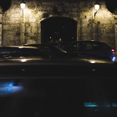 (noesno) Tags: parquecastrelos vigo noche urbano farolas