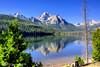 """Mt McGown Peak (jimgspokane) Tags: mountains idahostate stanleybasin mtmcgown stanleylake mountainlakes lakes """"nikonflickraward"""" otw naturewatcher"""