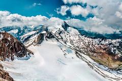 Kitzsteinhorn (Tuomo Lindfors) Tags: itvalta austria sterreich topazlabs dxo filmpack kaprun kitzsteinhorn panoramicplatform alpit alps alpen vuori mountain adjust