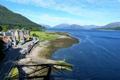 Ballachulish,  Loch Leven (Raymonde Contensous) Tags: ecosse highlands valleedeglencoe loch lac montagne landscape nature paysage voyage glencoe ballachulish