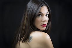 una mirada (por agustinruizmorilla) Tags: bestportraitsaoi