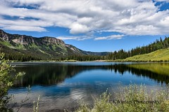One of the Marvine Lakes, Colorado (KWinters Photography) Tags: colorado mountains nikon nikkor d5500 nikondsl nature see bergsee berge wasser water