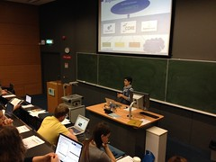 IMG_1039 (OpenMinTeD) Tags: text mining textmining datamining datascience dublin openrepositories repository repositories or2016