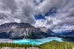 Peyto Lake, Icefields Parkway, Canadian Rockies, Canada (diana_robinson) Tags: peytolake icefieldsparkway canadianrockies canada
