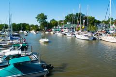 Vermilion River (dgroetz) Tags: vermilion ohio river