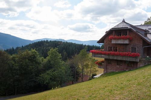 La Renchtalhütte à Bad Peterstal-Griesbach