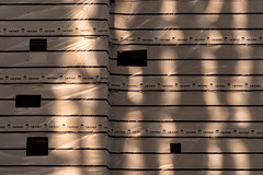 'Flame Retardant?' (Canadapt) Tags: shadow light dapple graphic palettes toronto canadapt