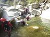 Canyoning Blue Lagoon (Mountain Sports Alpinschule) Tags: canyon guide canyoning bluelagoon gurt zillertal mayrhofen schlucht funsport springen seil rutschen outdoorsport neoprenanzug mountainsports alpinschule canyoningguide bergführer schluchtenführer