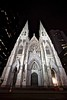 St. Patrick's Cathedral (Alan Shmalan) Tags: nyc newyorkcity church cathedral saintpatrickscathedral newyorkatnight friendlychallenges challengefactorywinner thechallengefactory