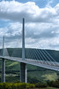 Viaduc de Millau_5059 (lizard.land) Tags: nikon viaduct ciel shroud nuage tarn a75 hdr millau viaduc aveyron exterieur hauban d7100 hdrenfrancais causselarzac causserouge pontdesrecords