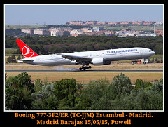 Crisis de identidad... (Powell 333) Tags: espaa plane canon eos airport spain er aircraft air 7d planes powell boeing airways airlines 777 avin aeropuerto turkish avion aviones boeing777 aena turkishairlines eos7d canoneos7d 7773f2er 7773f2 tcjjm boeing7773f2er 3f2er boeing7773 boeing7773f2
