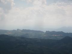 Sierras de la Valmarecchia (Italia)