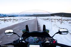 Winter Motorrad (DOCESMAN) Tags: winter snow bike honda nieve moto motorcycle motor deauville motorrad motorcykel moottoripyörä motocykel motorkerékpár nt700v ntv700 docesman mototsikl danidoces