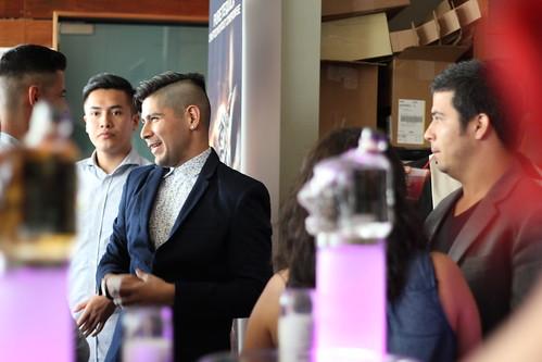 L.O.U.D. & Gay Latino LA Screening in Hollywood