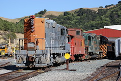 (CaliforniaRailfan101 Photography) Tags: heritage yard diesel steam sp fm baldwin pla southernpacific steamlocomotive nilescanyonrailway 462 fairbanksmorse pacificlocomotiveassociation ncry sunolca h1244 nilescanyonca sp2472 sp1487 southernpacific2472 southernpacific1487