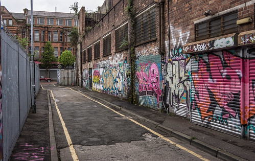 Street Art In Belfast [May 2015] REF-104704
