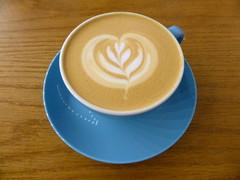 Latte art at Prufrock (duncan) Tags: caffelatte latte latteart prufrock