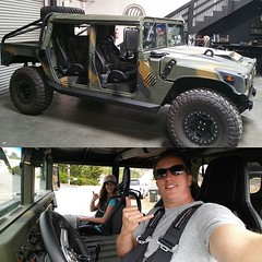 "1000 ft/lbs of torque on the ground. Absolutely nothing like it!!! #hmmwv #hummer #h1 #dmax #duramax #nodoors #4×4 #4wd #predatorhummer • <a style=""font-size:0.8em;"" href=""http://www.flickr.com/photos/51336812@N07/18381998690/"" target=""_blank"">View on Flickr</a>"