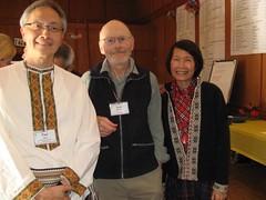 Paul, Siu-Ching & Dave Neilson