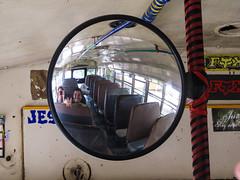 """Laguna de Apoyo: oui, nous sommes bel et bien dans un chicken bus <a style=""""margin-left:10px; font-size:0.8em;"""" href=""""http://www.flickr.com/photos/127723101@N04/26738293736/"""" target=""""_blank"""">@flickr</a>"""