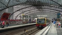 Berlin Hauptbahnhof 2016 (hrs51) Tags: berlin deutschland germany hauptbahnhof main station train zug s bahn treno gare