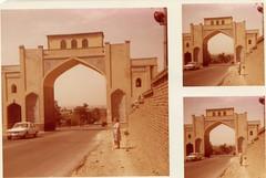 Shiraz , IRAN. (reza fakharpour) Tags: old trip family vintage mom freedom iran era shiraz iranian 1970s iranians pahlavi   darvazequran pahlaviera iranbeforetherevolution