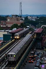 6 Train (jkc916) Tags: 6train elevatedtrain subway train newyorksubway