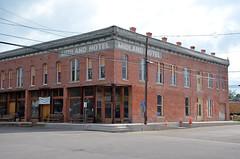 Texas, Hico, Midland Hotel (EC Leatherberry) Tags: texas midlandhotel hamiltoncounty 1896 hicotexas
