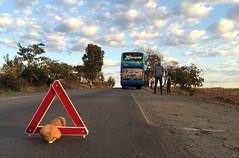 Breakdown  .  .  . (ericrstoner) Tags: viaoxavante israelndia gois bus nibus