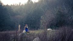Creep (Jordan Humphreys) Tags: nikon d7000 fog aaylard kayla creepy creep forest field