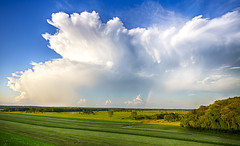 Cloud Play (Kansas Poetry (Patrick)) Tags: summer lawrence lawrenceks lawrencekansas thunderstorm clouds kansas patrickemerson patricklovesnancy