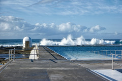 image (JasperPhotographs) Tags: barbeach australia ocean baths water waves