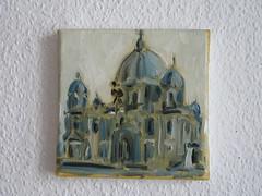 dom berlin (JENS01) Tags: dom berlinerdom berlin gemlde lgemlde zeichnen skizze sketches friedrichshain art kunst painting dessin