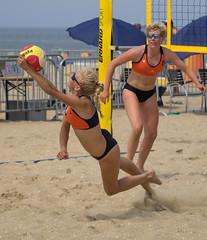 27222994 (roel.ubels) Tags: nk beachvolleybal volleybal volleyball beach beachvolleyball scheveningen sport topsport 2016