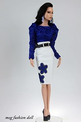 New outfit for Sybarite / Sybarite Gen X / 74 (meg fashion doll) Tags: new outfit for sybarite gen x 74
