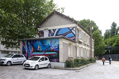 Romain Froquet - Tho Lopez (Sbastien Casters (browse by artist)) Tags: romain froquet tho lopez paris streetart street graffiti graffitis france art urbain urbanexploration urban
