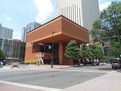 Bechtler Museum of Modern Art -- Charlotte, NC, June 27, 2016 (baseballoogie) Tags: 062716 baseball16 canonpowershotsx30is musem bechtlermuseumofmodernart charlotte nc northcarolina