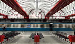 U-Bahnhof Ostbahnhof (tbp386) Tags: ubahn ostbahnhof underground subway