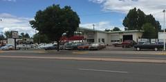 Delta, Colorado (Hugo90-) Tags: auto automobile car dealer workshop shop restorer delta colorado antique classic