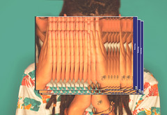 '98 (J.CVMPOS) Tags: error 98 portrait rare aesthetics glitch dreads dreadlocks