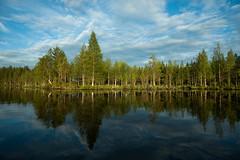 Reflet (Samuel Raison) Tags: finlande finland lake lac kokkoperajrvi jarvi eau water reflet reflect nikon nikond3 nikond2xs nikon41635mmafsgvr
