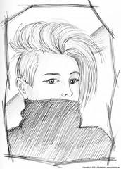 Bleistift Zeichnung einer Frau im Pullover http://www.schachow.de/bleistift-zeichnung-einer-frau-im-pullover/ (s.schachow) Tags: bleistift zeichnung einer frau im pullover httpwwwschachowdebleistiftzeichnungeinerfrauimpullover