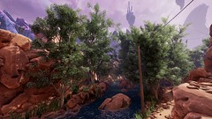 he walked down the h.. river (Smithfield01) Tags: ue4 obduction cyan cyanworld myst riven robynmiller reboot enigma puzzle crowdfunding openworld surrealistic