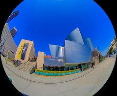 Walt Disney Concert Hall, HDR, 15 March 2016 (SDSk8r) Tags: typeofimage california losangelescounty hdr waltdisneyconcerthall americanstates losangelescountycities buildingsindowntownlosangeles californiacounties losangeles countries performingartsvenues unitedstates areasinlosangeles downtownlosangeles dtla us
