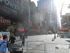 Suitcase Bomb Scare on 42nd Street 2016 NYC 5648 (Brechtbug) Tags: suitcase bomb scare 42nd street west st between 7th 8th avenues midtown manhattan police descended area following reports suspicious package which turned out be small rolling roped off front mcdonalds about 845 am while they investigated nyc 2016 new york city 09212016 false alarm fake bombs