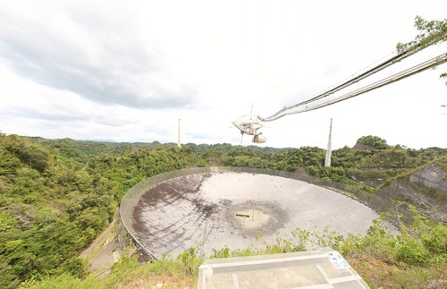 Arecibo Radiotelescope