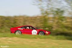 Ferrari 308 (Mickael Roux [JapCars]) Tags: auto france car canon 2000 tour voiture mickael roux rallye cours magny optic nevers sportcar 2015