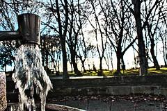 Tarde de invierno... (Philippe Marcenat) Tags: water spain agua fuente rioja hdr haro