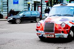 (Paula.HK) Tags: vsco vintage film     uk british london 50mm nikon  hdr lightroom photoshop    europe travel   city  urban  motor vehicle      taxi